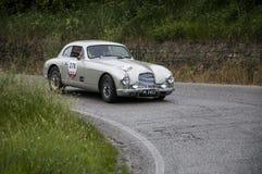 PORSCHE 356 1500 fous du volant 1955 Images stock