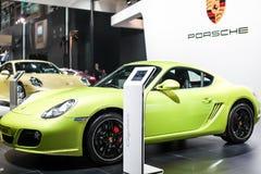 Porsche Cayman s Stock Photos