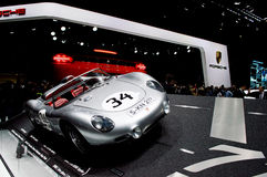 1957 Porsche 718 at Geneva 2016 Royalty Free Stock Image