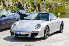 Porsche 991 911 Royalty Free Stock Images