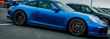 Porsche 911 GT3 stockbilder