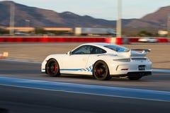 Porsche 991 GT3 Photos libres de droits