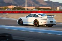 Porsche 991 GT3 Royaltyfri Foto