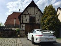 Porsche GT3 Lizenzfreies Stockfoto