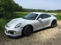 Porsche GT3 Lizenzfreie Stockfotografie