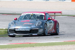 Porsche 911 GT3 Cup RACE CAR Royalty Free Stock Image