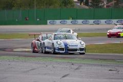 Porsche 911 GT3 Cup RACE CAR Stock Photos