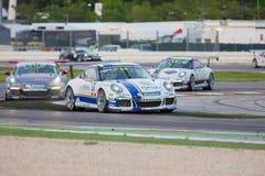 Porsche 911 GT3 Cup RACE CAR Stock Photography