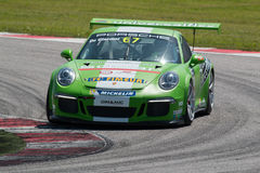 Porsche 911 GT3 Cup RACE CAR Stock Photo