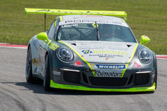 Porsche 911 GT3 Cup RACE CAR Royalty Free Stock Image