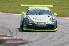Porsche 911 GT3 Cup RACE CAR Stock Image