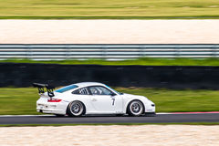 Porsche 997 GT3 Cup Royalty Free Stock Photo