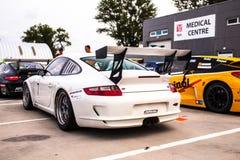 Porsche 997 GT3 Cup Royalty Free Stock Photos