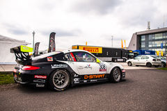 Porsche 997 GT3 Cup Royalty Free Stock Photography
