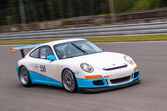 Porsche 911 GT3 Cup Royalty Free Stock Photos