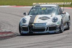 Porsche 911 GT3 Kopraceauto Royalty-vrije Stock Afbeeldingen