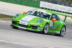 Porsche 911 GT3 Kopraceauto Royalty-vrije Stock Foto