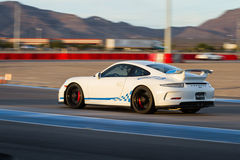 Porsche 991 GT3 Royalty Free Stock Photos