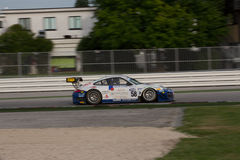 PORSCHE 997 GT3 RACE CAR Stock Image