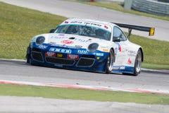 PORSCHE 997 GT3 RACE CAR Stock Images
