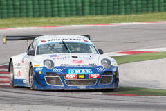 PORSCHE 997 GT3 RACE CAR Stock Photos