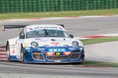 PORSCHE 997 GT3 RACE CAR Stock Photos