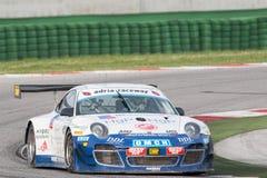 PORSCHE 997 GT3 RACE CAR Royalty Free Stock Photography