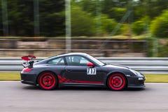 Porsche 911 GT3 RS Fotografering för Bildbyråer