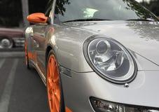 Porsche 911 GT3 RS Royaltyfri Foto