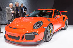 2015 Porsche 911 GT3 RS Stock Photography