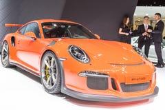 2015 Porsche 911 GT3 RS Royalty Free Stock Photos