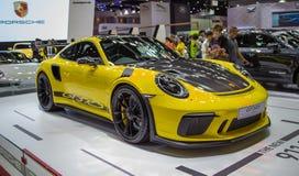 Porsche GT3 RS stock foto