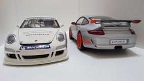 Porsche GT3 RS sportów samochody zdjęcia royalty free