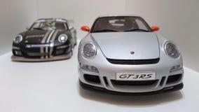 Porsche GT3 RS sportów samochody zdjęcia stock