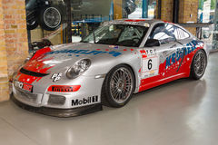 Porsche 996 GT3 RSR Royalty Free Stock Photo