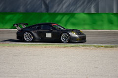 Porsche 911 GT3 RSR GTE testing at Monza Royalty Free Stock Photography