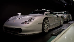 Porsche 911 GT1 Straßenversion Royalty Free Stock Photos