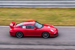 Porsche 911 GT3 Royalty Free Stock Photos