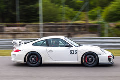 Porsche 911 GT3 Royalty Free Stock Photography