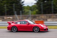 Porsche 911 GT3 Stock Photography