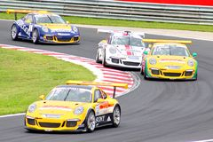 Porsche 911 GT3 World Cup Stock Photo