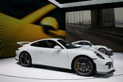 Porsche GT3 2014 Stock Photos