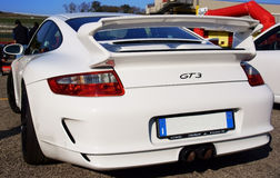 Porsche GT3 Stock Photography