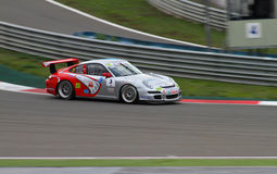 Porsche GT3 Cup Challenge Eastern Europe Stock Photo
