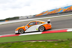 Porsche GT3 Cup Challenge Eastern Europe Royalty Free Stock Photography