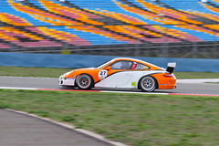Porsche GT3 Cup Challenge Eastern Europe Stock Photo