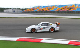 Porsche GT3 Cup Challenge Eastern Europe Royalty Free Stock Photo