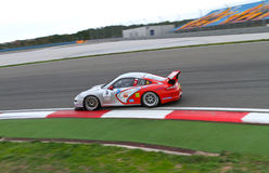 Porsche GT3 Cup Challenge Eastern Europe Stock Photos