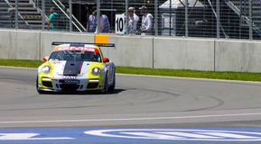 Porsche GT3 cup challenge Montreal Stock Photography