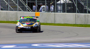 Porsche GT3 cup challenge Montreal Royalty Free Stock Image